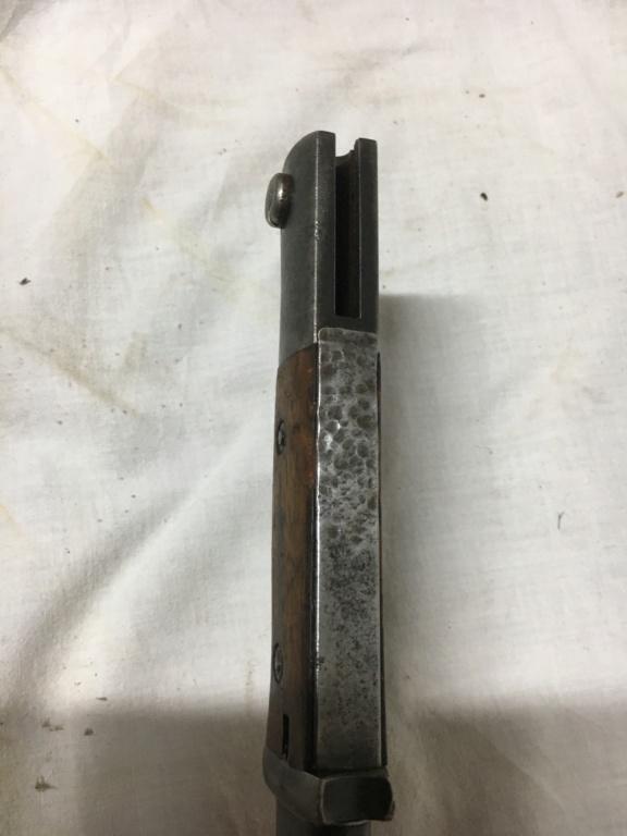 Baïonnette mauser K98 police Ee36ac10