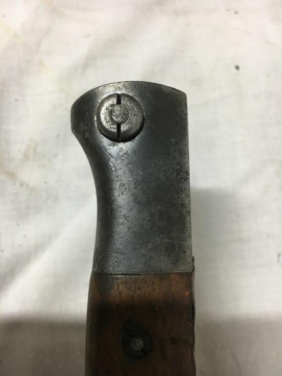 Baïonnette mauser K98 police Fcd7d810