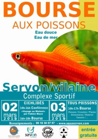 Bourse aquariophile de servon sur vilaine 2 et 3 mars 2019  Screen16