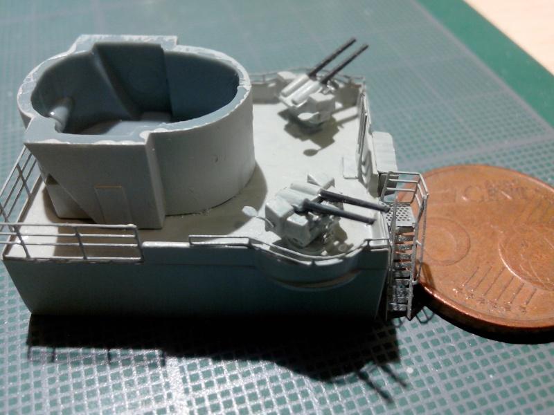 Bismarck par HellCat76 1/350 Academy, kit eduard - Page 4 Img_2013