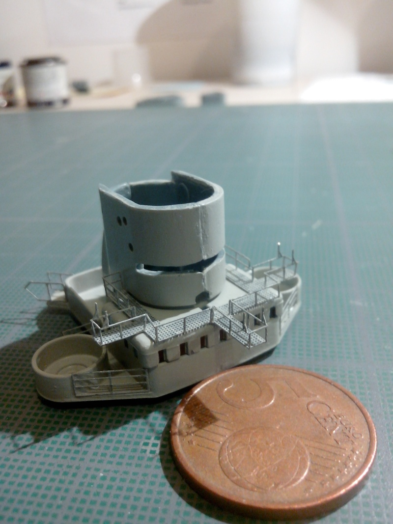 Bismarck par HellCat76 1/350 Academy, kit eduard - Page 4 Img_2016