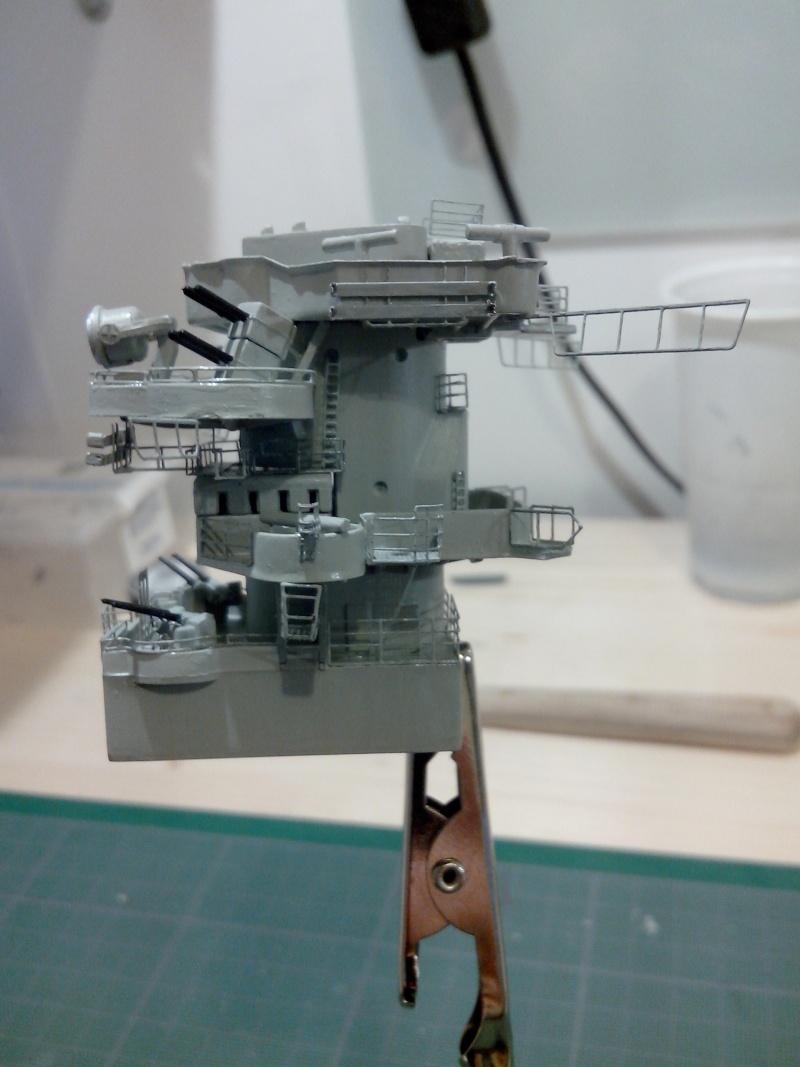 Bismarck par HellCat76 1/350 Academy, kit eduard - Page 5 Img_2022