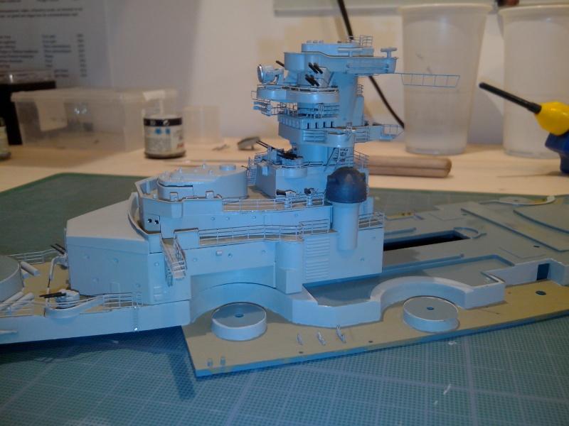 Bismarck par HellCat76 1/350 Academy, kit eduard - Page 5 Img_2024