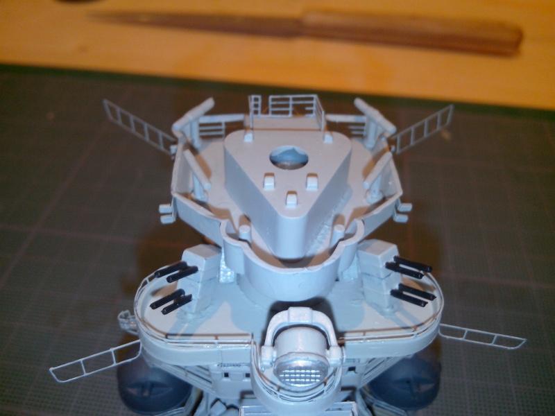 Bismarck par HellCat76 1/350 Academy, kit eduard - Page 5 Img_2025