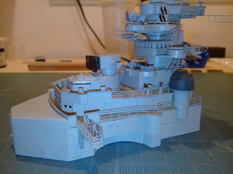 Bismarck par HellCat76 1/350 Academy, kit eduard - Page 5 Img_2030