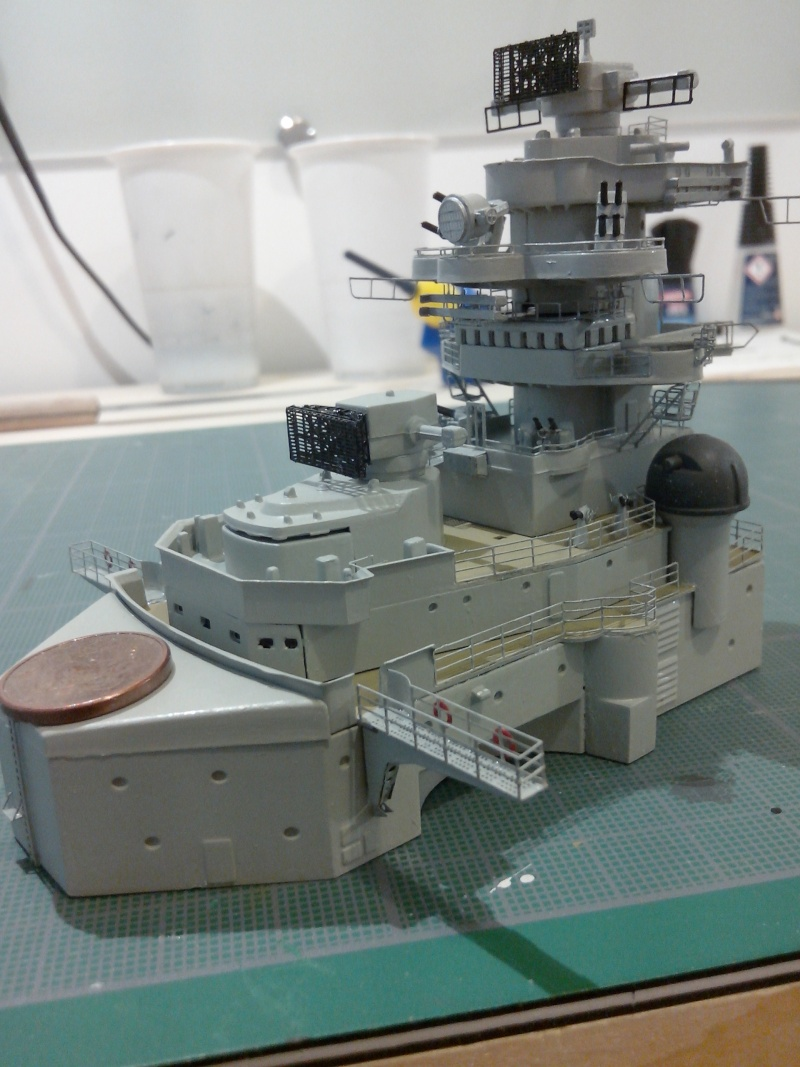 Bismarck par HellCat76 1/350 Academy, kit eduard - Page 5 Img_2038