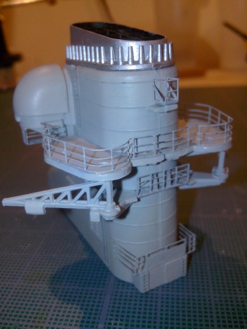 Bismarck par HellCat76 1/350 Academy, kit eduard - Page 6 Img_2046