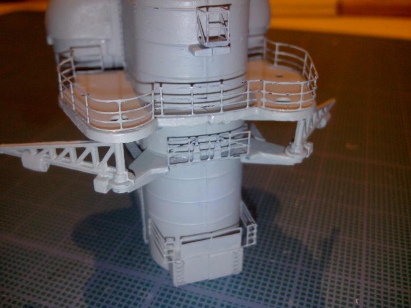 Bismarck par HellCat76 1/350 Academy, kit eduard - Page 6 Img_2047