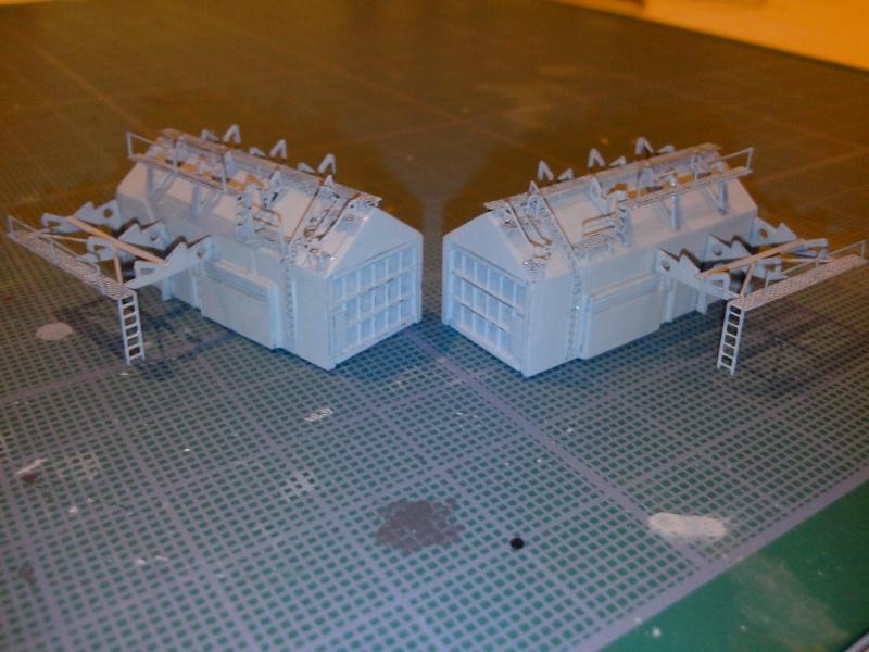Bismarck par HellCat76 1/350 Academy, kit eduard - Page 7 Img_2069