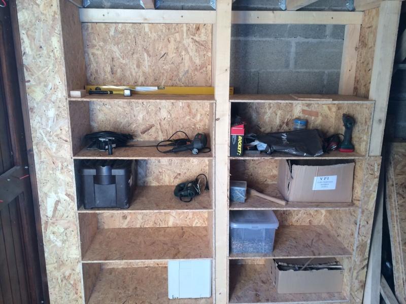 Isolation d'un garage ( à faire ) - Page 2 Img_0310
