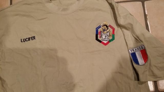 T-shirt Battle Group HERMES 20150190