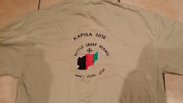 T-shirt Battle Group HERMES 20150191