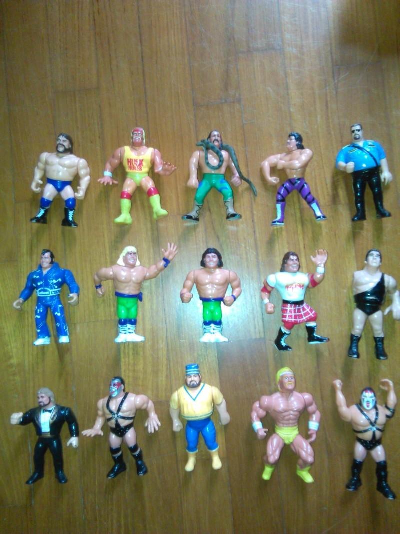 Lotto figure WWE WRESTLING FIGURE HASBRO ANNI 80  Img_2016