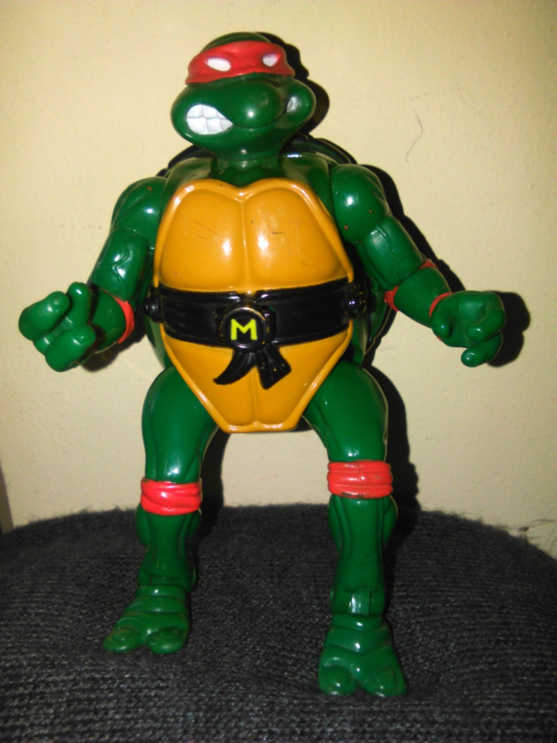 TARTARUGHE NINJA ACTION FIGURE LOOSE michelangelo Img_2020