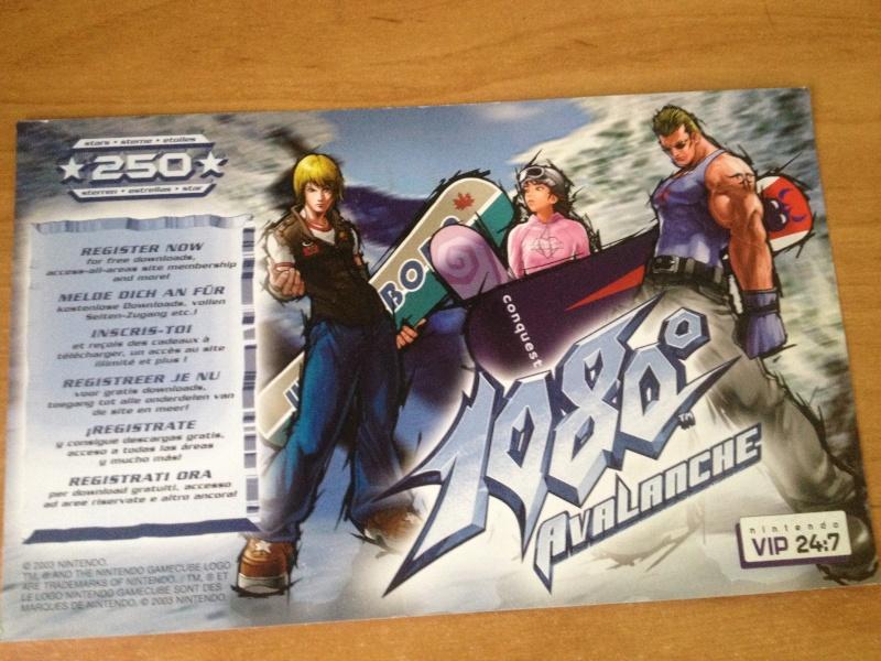 Les Jeux GAMECUBE avec Carte VIP Img_2610