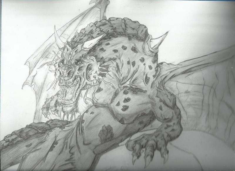 Ma galerie (attention nudité, peut être un peu gors aussi :p) Dragon12
