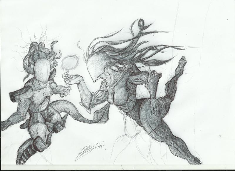 Ma galerie (attention nudité, peut être un peu gors aussi :p) Scyne10