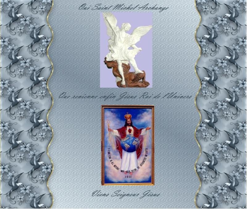 Message de l'Archange Saint Michel à Ned Dougherty, le 2 janvier 2015 Dans cette toute nouvelle anné F8adba13