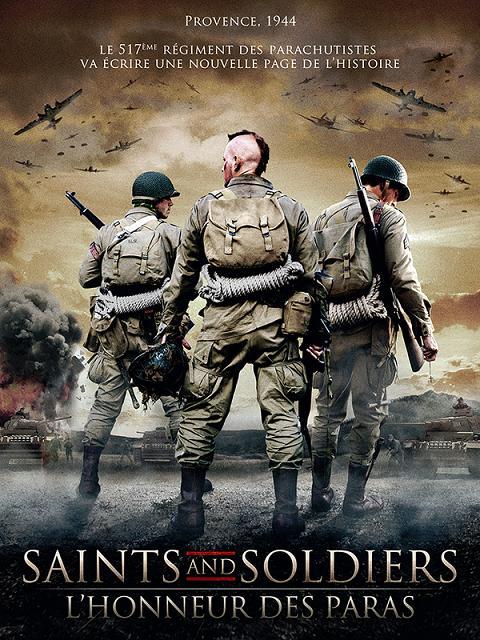 SAINTS AND SOLDIERS: L'honneur des paras 20494211