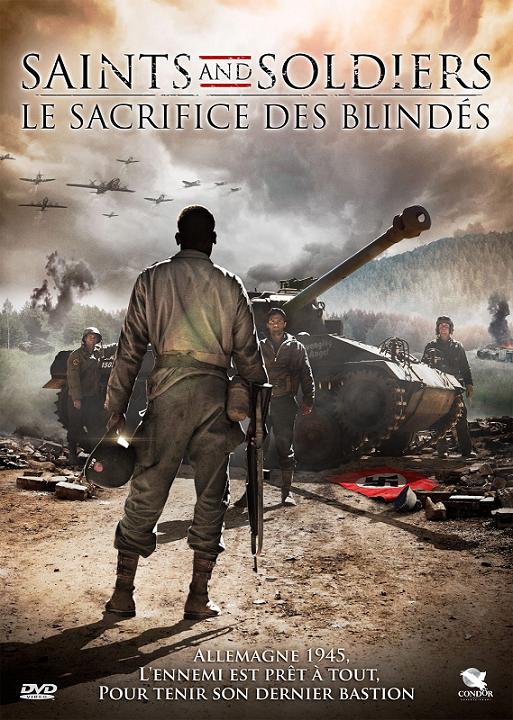 SAINTS AND SOLDIERS: Le sacrifice des blindés 55110510