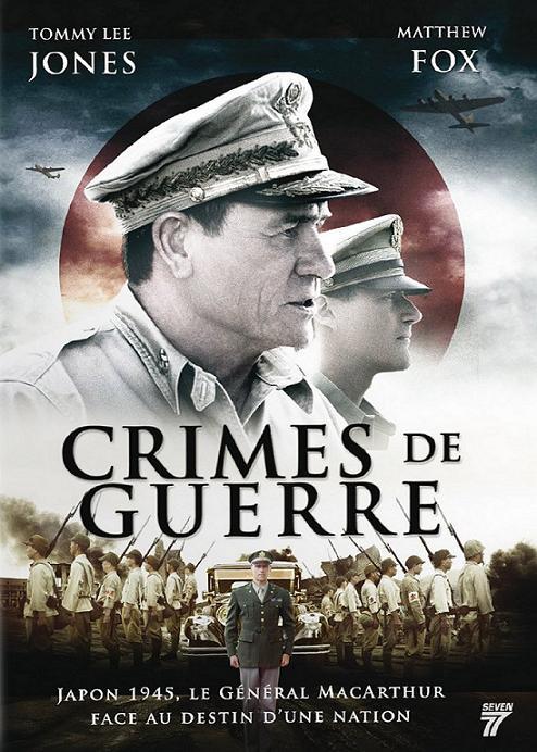 CRIME DE GUERRE Affich10