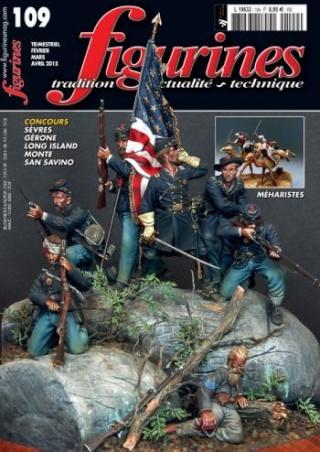 """Magazine """"Figurines"""" Fig10910"""