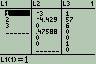 [TUTO] Les tableaux en TI-Basic z80 List10