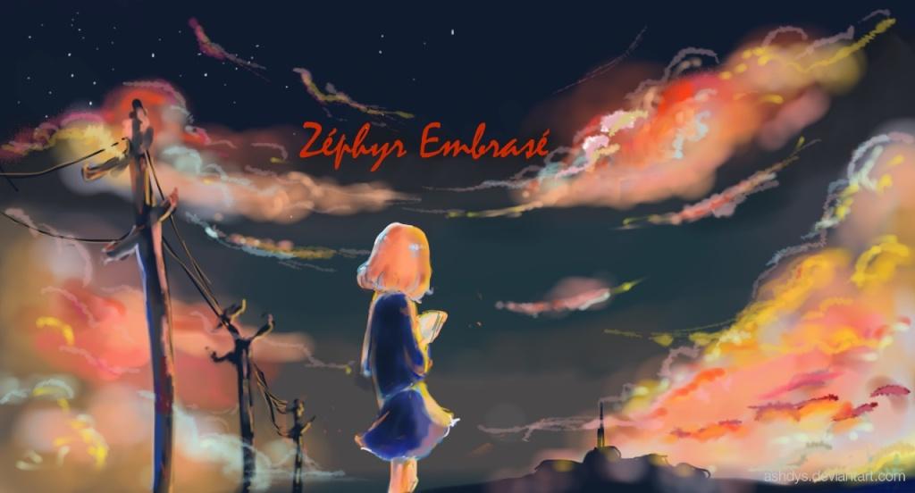 Zéphyr Embrasé