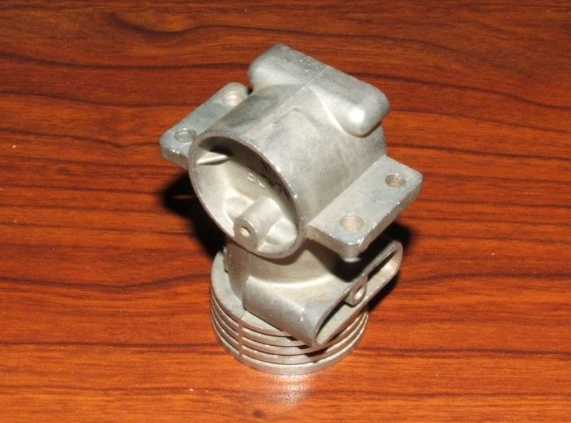 Crankcase Repair Method Enya0910