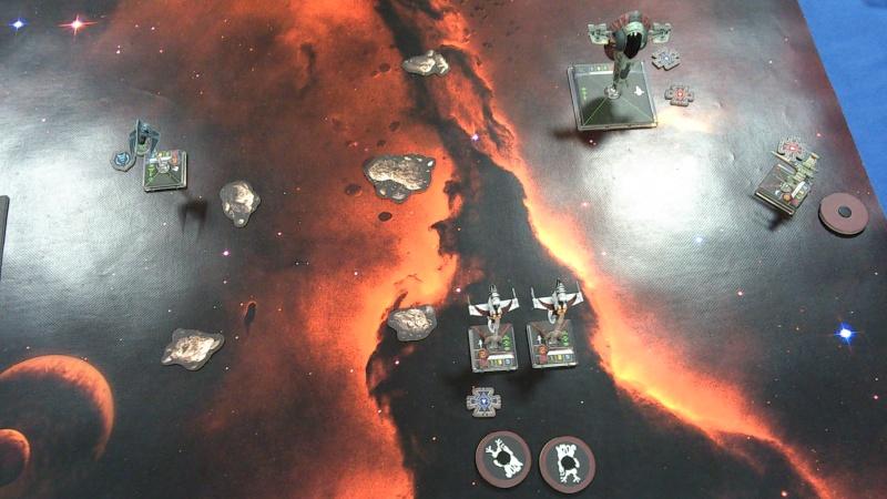 Kath, Echo und Abfangjäger vs. Luke und schwere B-Wing Dsc_2625
