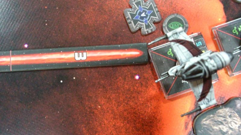 Kath, Echo und Abfangjäger vs. Luke und schwere B-Wing Dsc_2626