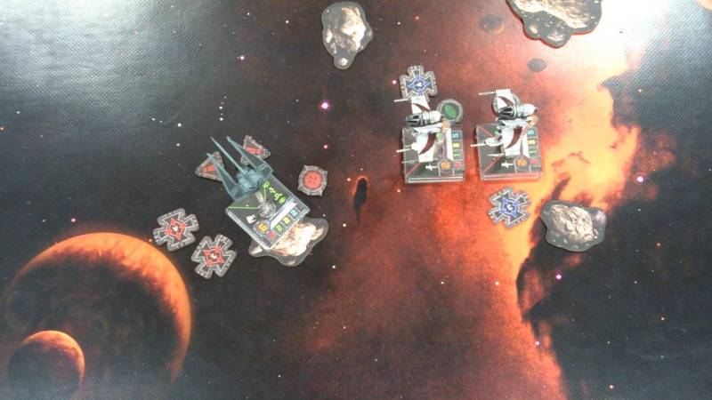 Kath, Echo und Abfangjäger vs. Luke und schwere B-Wing Dsc_2627