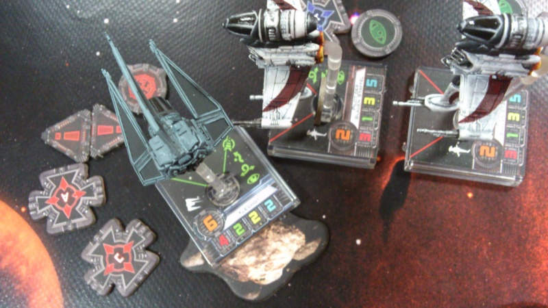 Kath, Echo und Abfangjäger vs. Luke und schwere B-Wing Dsc_2628