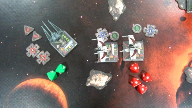 Kath, Echo und Abfangjäger vs. Luke und schwere B-Wing Dsc_2630