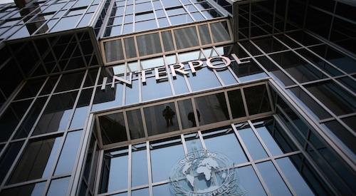 Siège d'Interpol (Lyon) Interp10