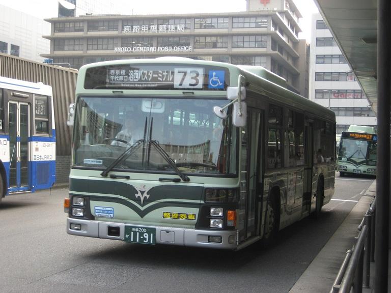 京都200か11-91 119110