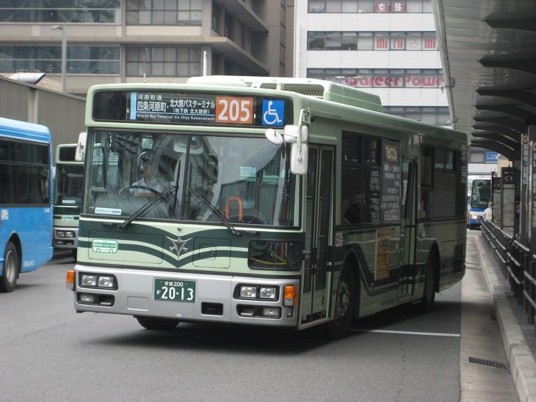 京都200か20-13 201310