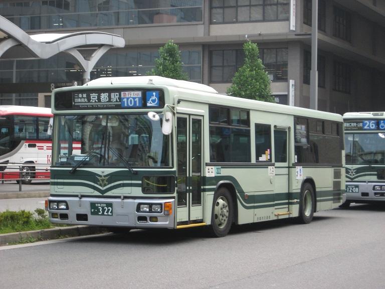 京都200か・322 32210