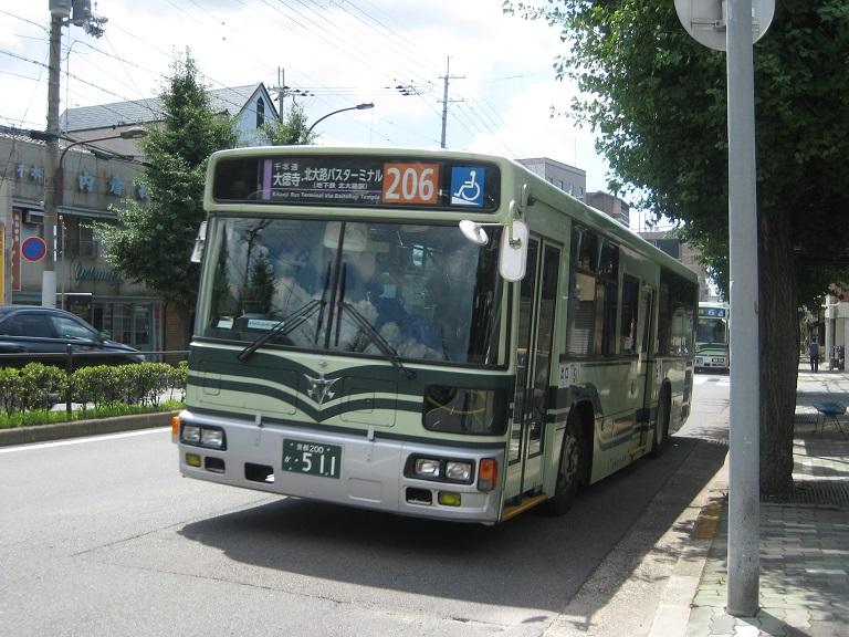 京都200か・511 51110