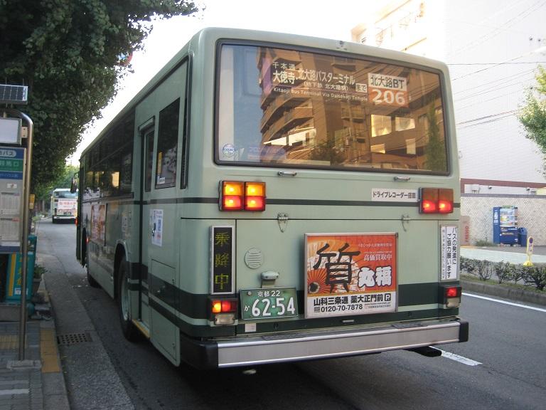 京都22か62-54 6254_210