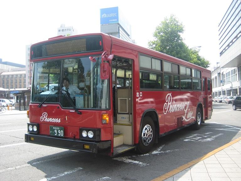 [2010年の夏][京都市] 京都急行バス Img_6314