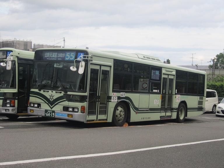 京都22か64-19 Img_7311