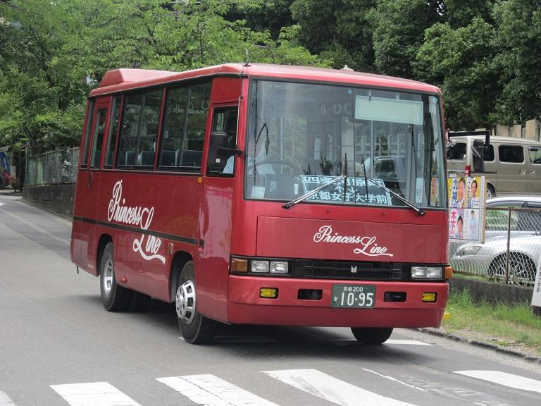 [2013年の夏][京都市] 京都急行バス Img_8826