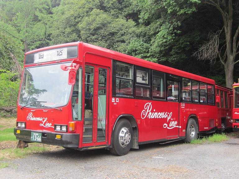 [2013年の夏][京都市] 京都急行バス Img_8910