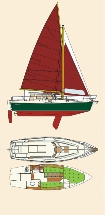 Petits croiseurs  (7 m à 8,50 m) : ils ont tout d'un grand Haber810