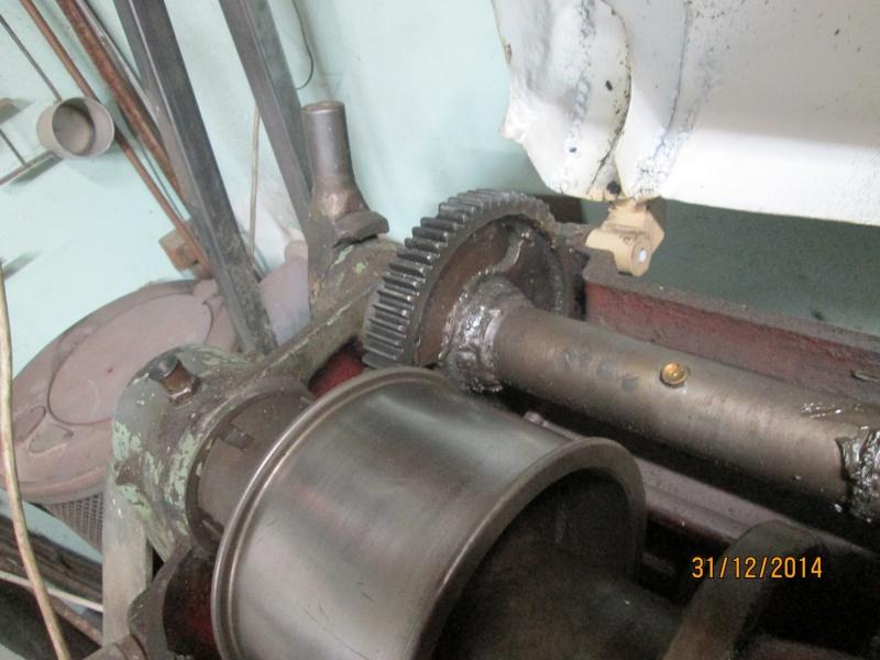 réparation pignon de lyre tour Ernault Battignole Img_0316
