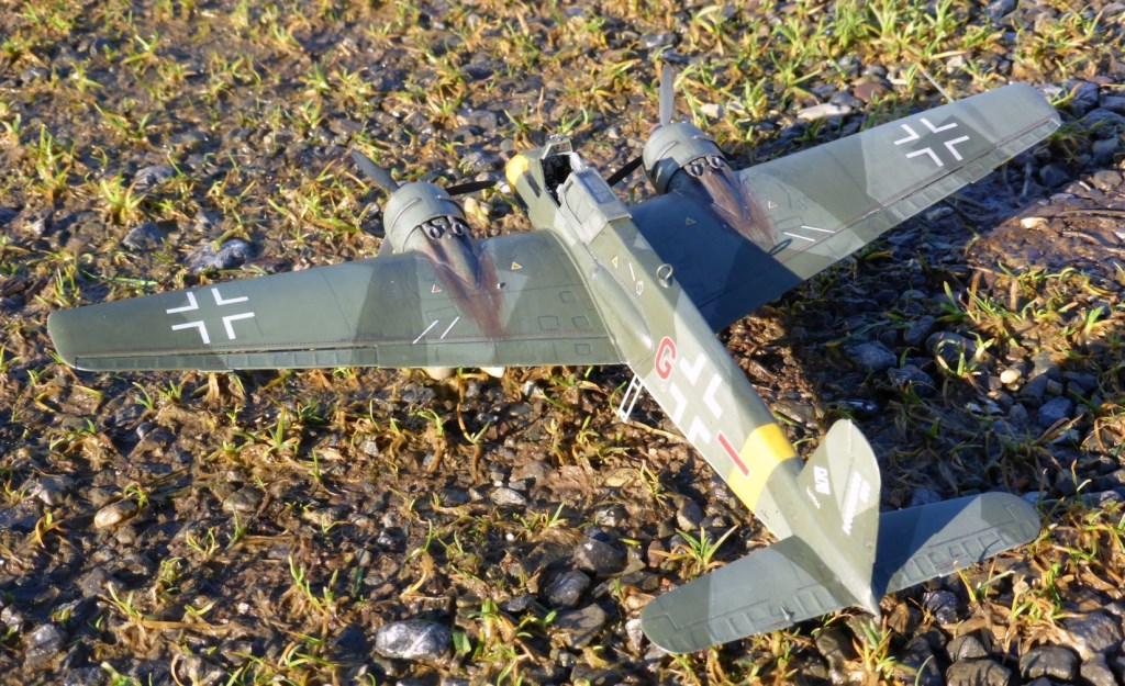 Revell - Henschel Hs 129 B-2 au 1/48 - Page 3 2014-202