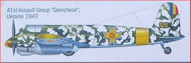 Henschel Hs129 B2 : 1/48 Lt Lazar Munteanu (fini) Camo_110