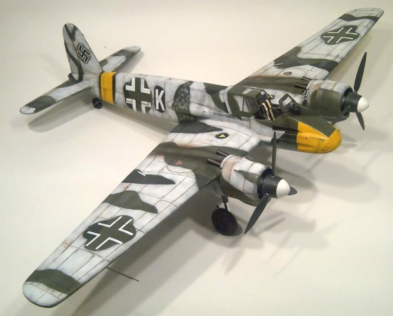 Revell - Henschel Hs 129 B-2 au 1/48 Camo_210