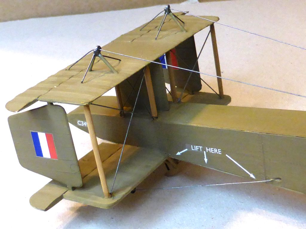 Airfix....Handley Page 0/400 - Page 3 Hp400-19